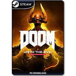 Doom - Unto the Evil DLC PC Downloads Cover Art