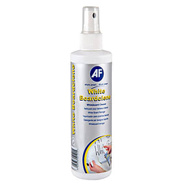 AF Whiteboard Clene Pump Spray - 250ml (BCL250) Multi Format and Universal