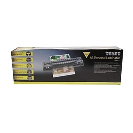 Texet A3 Laminator with Free Starter Kit (LMA3-V) Multi Format and Universal