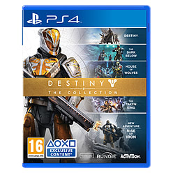 Destiny - The Collection PS4 Cover Art