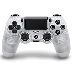 Official Sony Dualshock 4 Crystal Controller PS4 PS4