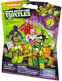 Mega Bloks - Teenage Mutant Ninja Turtles - Series 1 - 24 Packs Blocks and Bricks