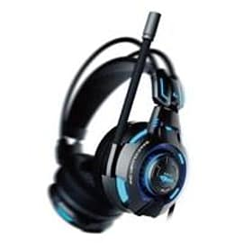 Eblue E-Blue EHS919BKAA-IU Mazer Vibrating Gaming 3.5mm Jack Stereo Headset Multi Format and Universal