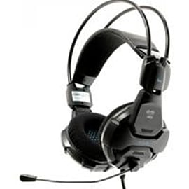 Eblue E-Blue Cobra EHS926BKAA Gaming 3.5mm Jack Stereo Headset Multi Format and Universal