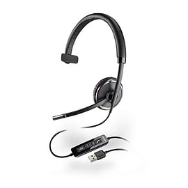Plantronics Blackwire C510 Mono Headset USB Multi Format and Universal