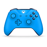 Xbox One Wireless Controller Blue screen shot 1
