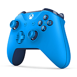 Xbox One Wireless Controller Blue screen shot 3