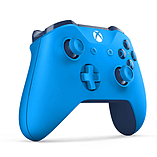 Xbox One Wireless Controller Blue screen shot 4