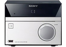 Sony CMT-S20 Mini HiFi System All In One CD Player FM Radio screen shot 1