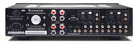 Cambridge 851a 200W Stereo System Amplifier Black screen shot 2