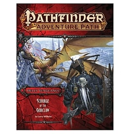 Pathfinder Adventure Path #107: Scourge of the Godclaw (Hell's Vengeance 5 of 6) Books