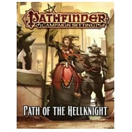 Pathfinder Campaign Setting: Path of the Hellknight Books