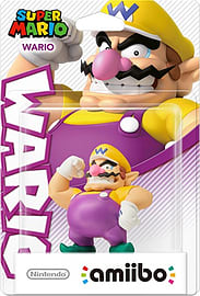 Wario - amiibo - Classics Collection Amiibo