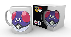 Pokemon Mug Masterball catch em all new Official White BoxedSize: screen shot 1