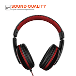 Audiance A2 Headphones - BlackandRed screen shot 1