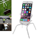 Universal Phone in Car Mount Holder PDA Flexible Grip Desk Stand Bed For iPhone 6 Plus , 6S , SE , 5 screen shot 1