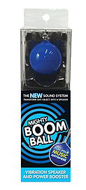 Mighty Boom Ball Blue Power Booster Multi Format and Universal