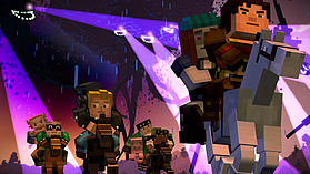 Minecraft: Story Mode - The Complete Adventure screen shot 2