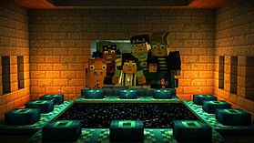 Minecraft: Story Mode - The Complete Adventure screen shot 3