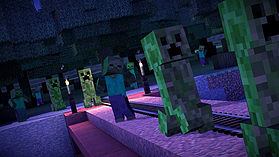 Minecraft: Story Mode - The Complete Adventure screen shot 6