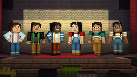 Minecraft: Story Mode - The Complete Adventure screen shot 7