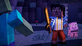 Minecraft: Story Mode - The Complete Adventure screen shot 9