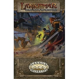 Savage Worlds Savage Tales of the Thieves Guild Limited Edition Lankhmar Traditional Games