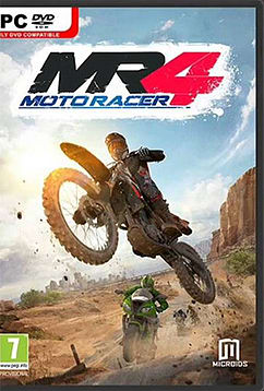 Moto Racer 4 PC Cover Art