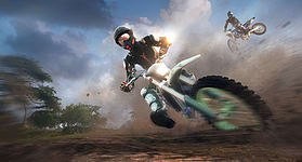 Moto Racer 4 screen shot 3