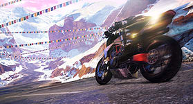 Moto Racer 4 screen shot 6