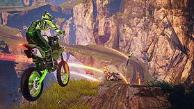 Moto Racer 4 screen shot 7