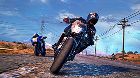 Moto Racer 4 screen shot 9