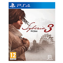 Image result for SYBERIA 3 B.H.SOKAL PS4