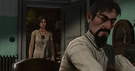 Syberia 3 screen shot 1