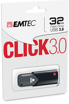 Basic USB - B100 Click 3.0 32GB PC
