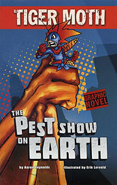 The Pest Show on Earth (Tiger Moth) Books