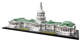 LEGO Architecture United States Capitol Building screen shot 1