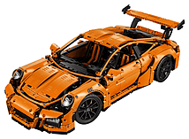 LEGO 42056 Technic Porsche 911 GT3 RS Building Set screen shot 1