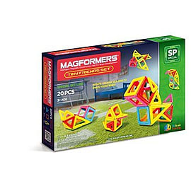 Magformers Tiny Friends Set Blocks and Bricks