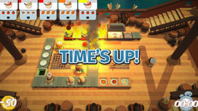 Overcooked Gourmet Edition screen shot 1