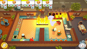 Overcooked Gourmet Edition screen shot 2