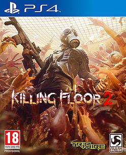 Killing Floor 2 PS4 Cover Art