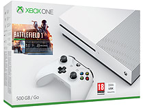 Xbox One S Battlefield 1 Bundle (500GB) screen shot 3