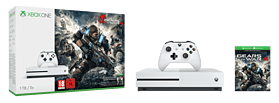 Xbox One S 1TB Console with Gears of War Bundle screen shot 1