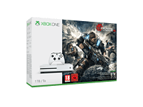 Xbox One S 1TB Console with Gears of War Bundle screen shot 6