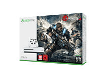 Xbox One S 1TB Console with Gears of War Bundle screen shot 7