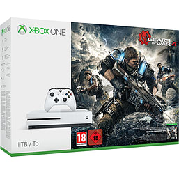 Xbox One S 1TB Console with Gears of War Bundle