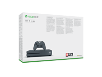 Xbox One S Battlefield 1 Special Edition Bundle (Storm Grey 500GB) screen shot 2