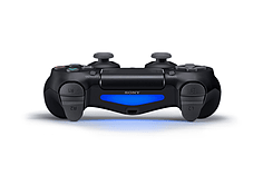 New PlayStation DUALSHOCK 4 Controller - Black screen shot 4