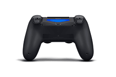 New PlayStation DUALSHOCK 4 Controller - Black screen shot 5